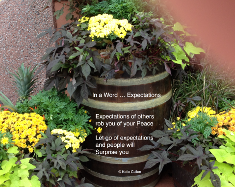 In a Word ... Expectations