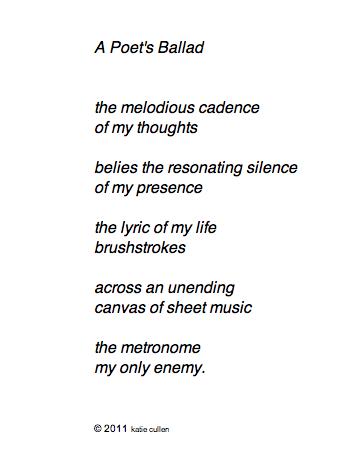 A Poet's Ballad